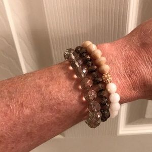 Beaded Bracelets- beautiful!